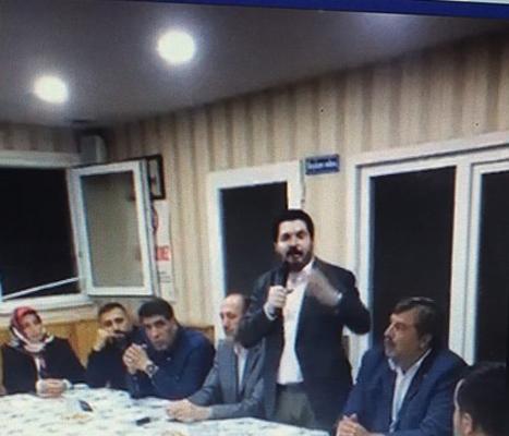 """Savcı Sayan:Seçim Çalışmaları İçin İstanbul'da """"Irk Üzerinden Siyaset Olmaz"""""""