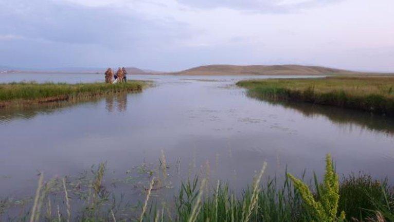 Ağrı- Balık Avlamak İsterken Gölde Boğuldu