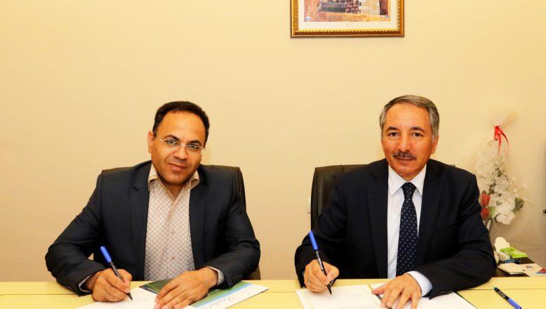 AİÇÜ ile İran Bonab Üniversitesi Arasında Akademik İşbirliği Protokolü İmzalandı