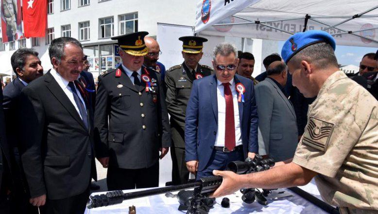 Rektör Karabulut, Jandarma Teşkilatının 180. Kuruluş Yıldönümü Kutlama Törenine Katıldı