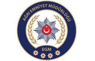 Ağrı'da terör, uyuşturucu ve asayiş suçlarından 374 kişi tutuklandı