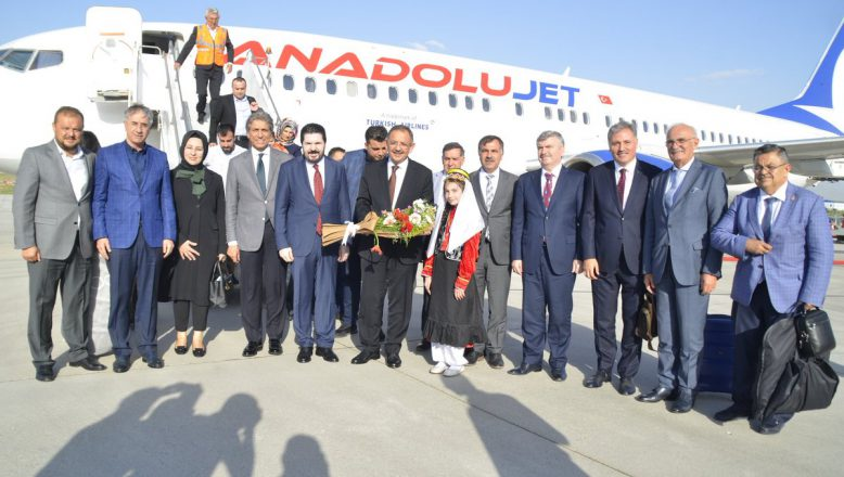 AK Parti Yerel Yönetimlerden Sorumlu Genel Başkan Yardımcısı Özhaseki Ağrı'da