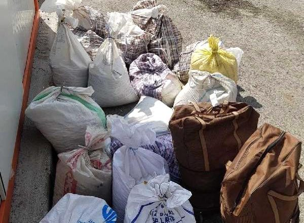 Ağrı'da Kaçak Salep Toplayanlara Ağır Para Cezası
