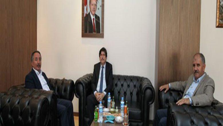 AİÇÜ Rektörü Karabulut'tan, Bitlis Eren Üniversitesine ziyaret