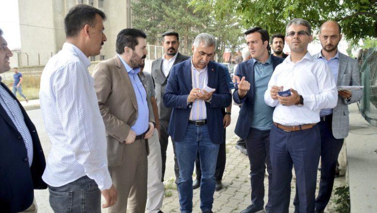 Başkan Sayan'ın Kardeş Belediye Projesi Uygulamaya Geçti