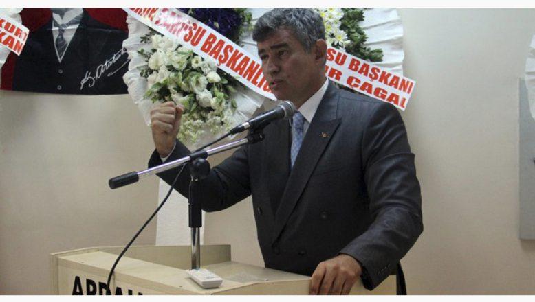 TBB Başkanı Prof. Dr. Feyzioğlu Ardahan'da Konuştu