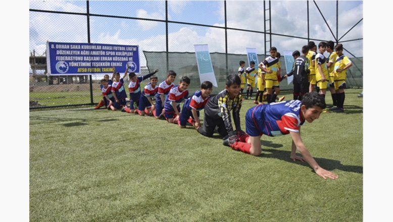 IC Vakfı, 3.Minikler Futbol Şenliğini Düzenleyecek