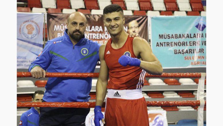 Ağrı'lı Milli Sporcu Dünya Boks Şampiyonasına Katılacak