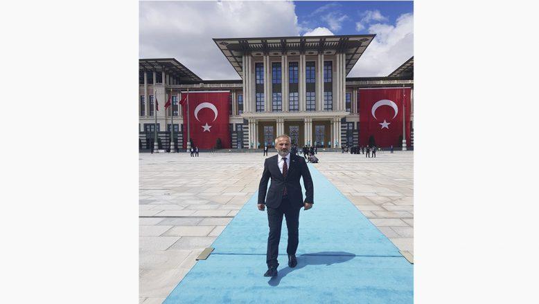 Cumhurbaşkanımız Erdoğan'a Mektuplar