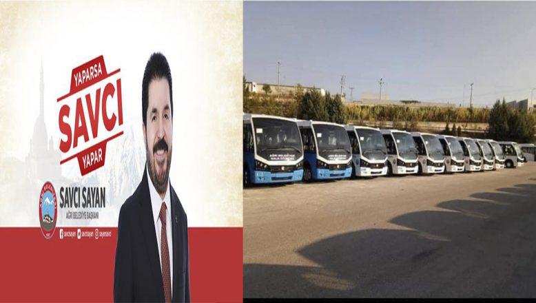 Ağrı halk otobüsleri ilimize hayırlı olsun