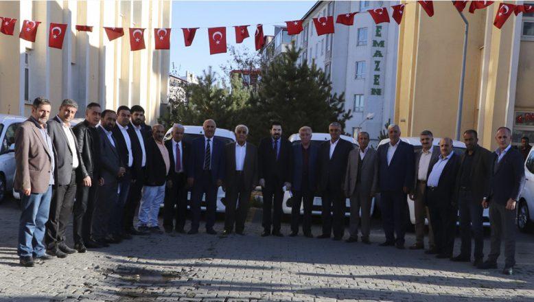 """AK Parti Ağrı Belediye Meclis Üyelerinden """"Barış Pınarı Harekatını Destekliyoruz"""" Bildirisi"""