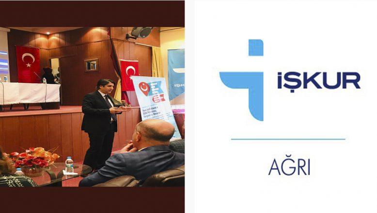 Ağrı İŞKUR Müdürü Güven Başkanlığında,Taşlıçay'da 2019 İşveren Teşvikleri Konulu Toplantı Yapıldı