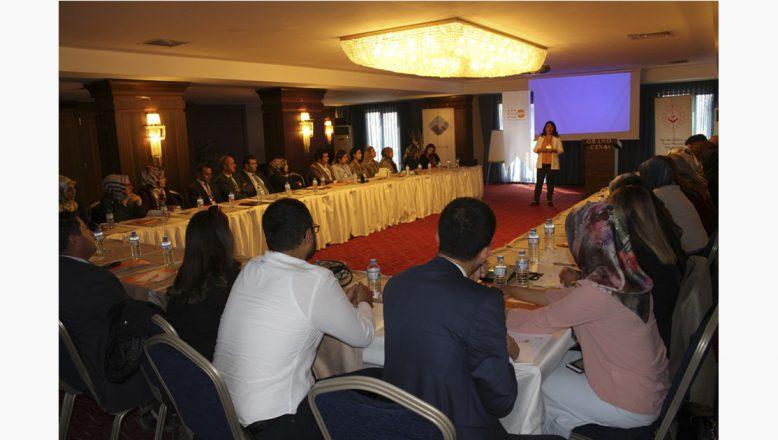 Ağrı'da  (UNPFA) Tarafından Erken Yaşta ve Zorla Evliliklerin Önlenmesine Yönelik Ortak Kurul Toplantısı Yapıldı