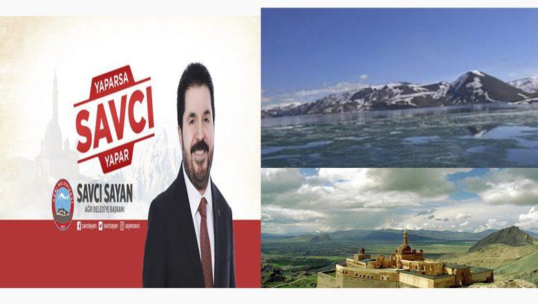 Başkan Sayan, Turizmcileri Ağrı'ya Yatırıma Çağırdı