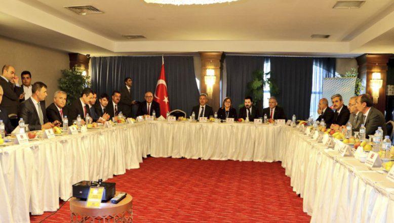 TBB Başkanı Fatma Şahin Ağrı'da Önemli Açıklamalar Yaptı