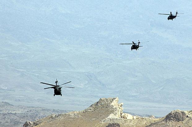 Ağrı'da Hava Destekli Operasyonda 8 Bölücü Terör Örgütü Mensubu Etkisiz Hale Getirildi