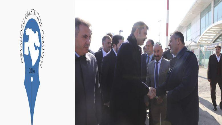 OGC Genel Başkanı Aydın'dan Çevre Bakanı Kurum'a Teşekkür