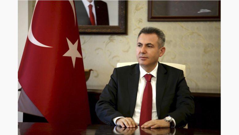 Vali Elban'ın 10 Kasım Atatürk'ü Anma Günü Mesajı