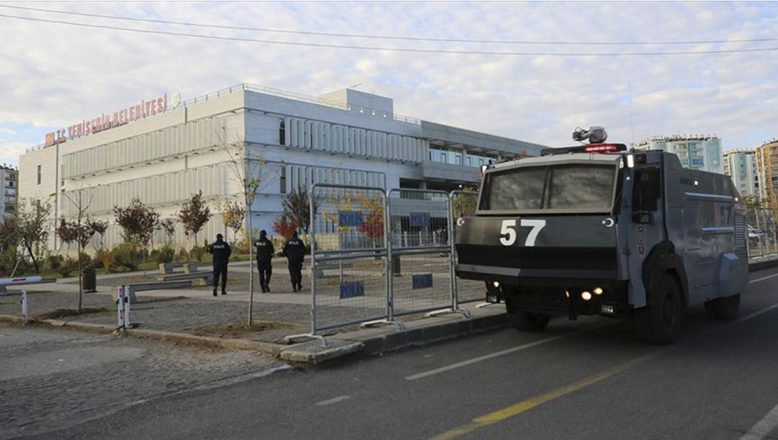 HDP'li 4 Belediye Başkanı Yerine Yeni Görevlendirme