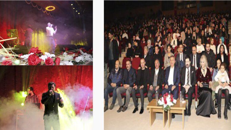 Ağrı Belediyesi Düzenlediği Konserle Öğretmenlere Unutulmaz Anlar Yaşattı