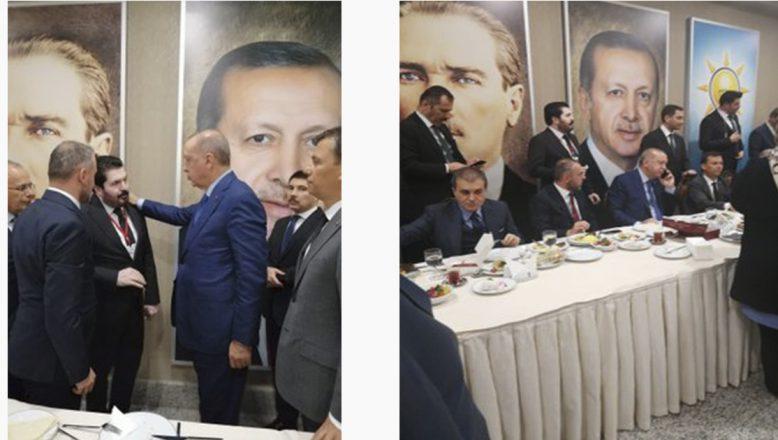 Başkan Savcı Sayan: Cumhurbaşkanımız Erdoğan'dan Ağrı İçin Yeni Müjdeler