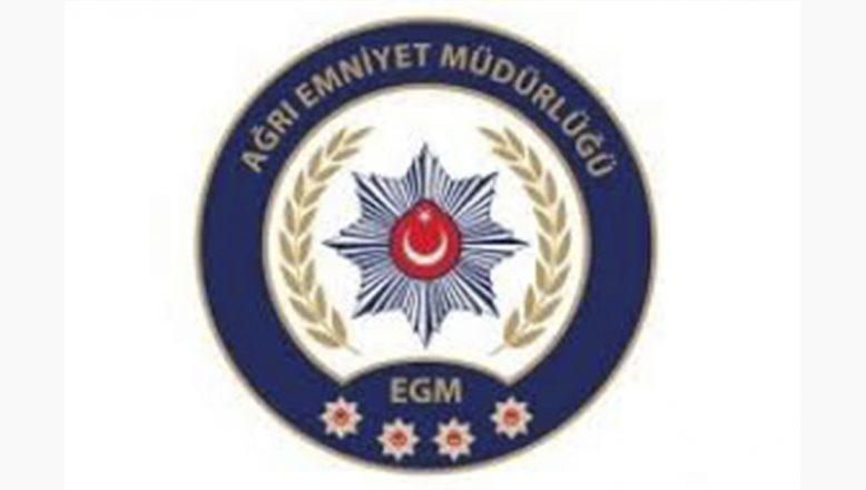 Ağrı'da Çevik Kuvvet Polislerine  Eğitim Tatbikatı Verildi