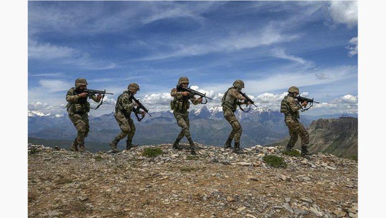Ağrı Dağı'nda Yapılan Operasyonda 8 Terörist Etkisiz Hale Getirildi