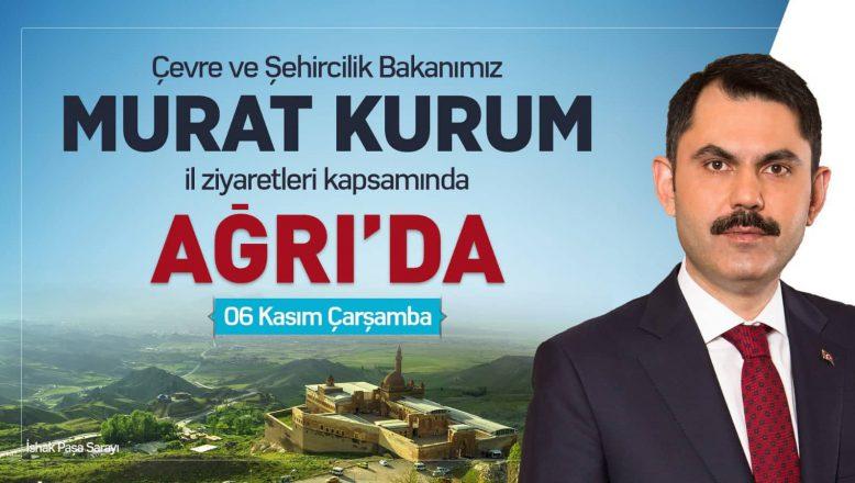 Bakan Kurum'dan Başkan Sayan'ın Projelerine Onay