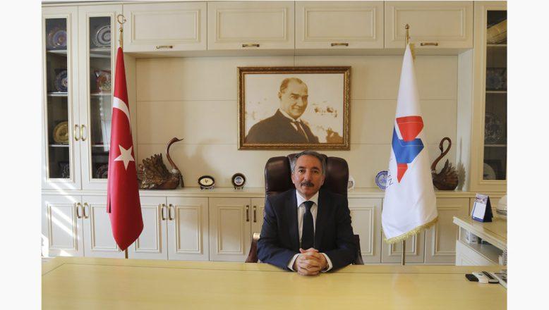 AİÇÜ Rektörü Karabulut'un 24 Kasım Öğretmenler Günü Kutlama Mesajı