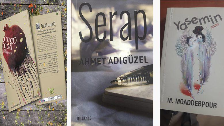 """Dr. Ahmet Adıgüzel'in """"Serap"""" Adlı Yeni Kitabı Okuyucularla Buluştu"""