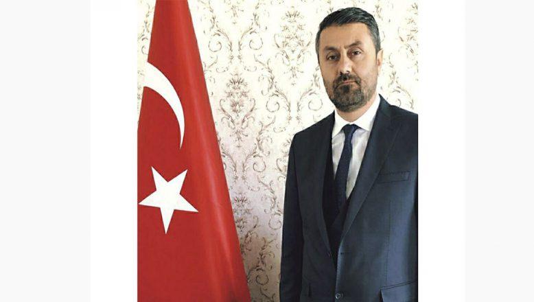 Ağrı Müsiad Başkanı Serkan Öner'den Yeni Yıl Kutlama Mesajı