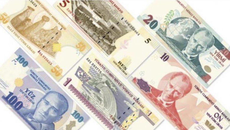 Yeni Türk Lirası banknotlarını değiştirmek için son 7 gün
