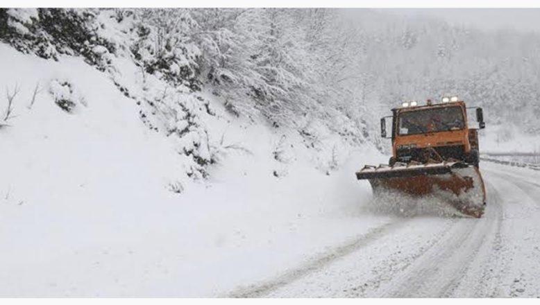 Doğu Anadolu Bölgesinde Kar Yağışı Etkili Olacak