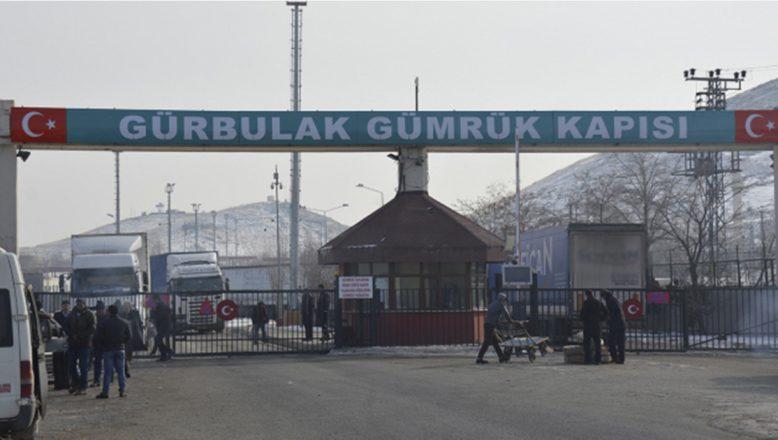 Ağrı-Gürbulak Gümrük Operasyonunda  8 Kişi Tutuklandı