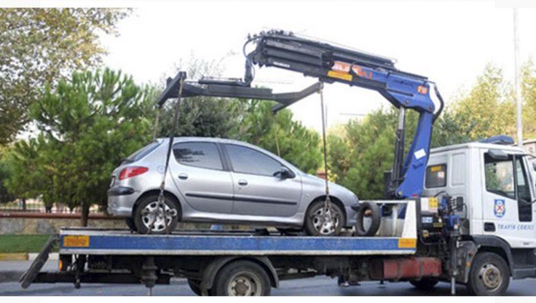 İçişleri Bakanlığı: Trafik güvenliğini tehdit etmeyen park halindeki araçlar otoparka çekilmeyecek
