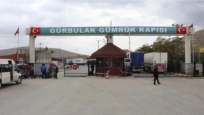 Gürbulak Gümrük Kapısında Operasyon 42 Gözaltı