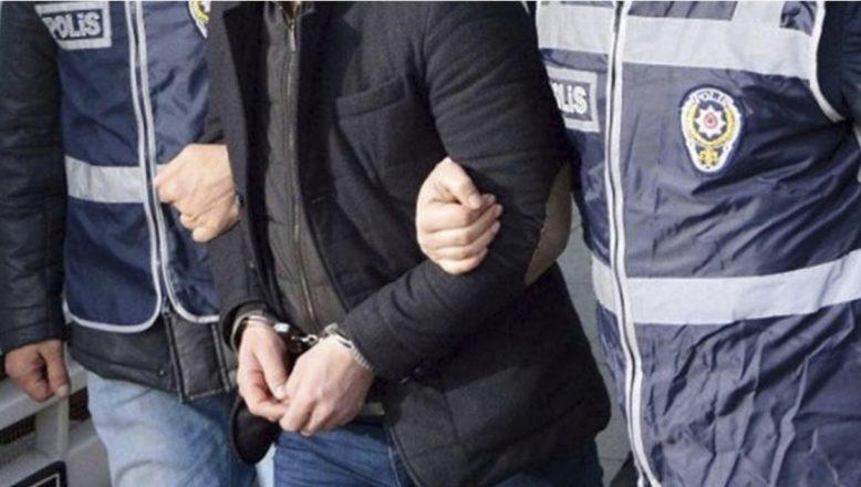 AĞRI- Patnos'ta Yapılan Operasyonda 9 kişi gözaltına alındı
