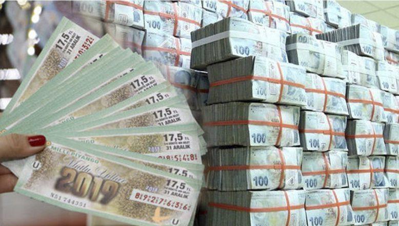 Milli Piyangodan Devletin Kasasına Girecek Para