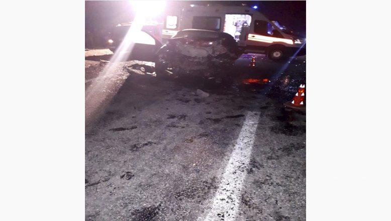 Ağrı'da Trafik Kazası 4 Ölü