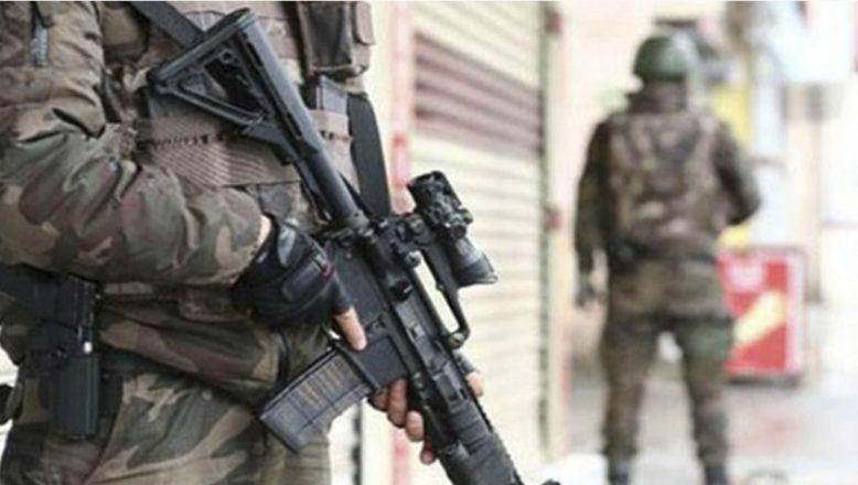 Ağrı'nın Patnos İlçesinde Terör Operasyonu 10 Gözaltı