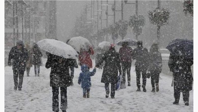 Meteorolojiden Uyarı Kar Geliyor!
