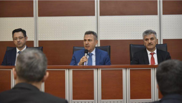 Ağrı- 2020 Yılının Birinci İl Koordinasyon Toplantısı Gerçekleştirildi