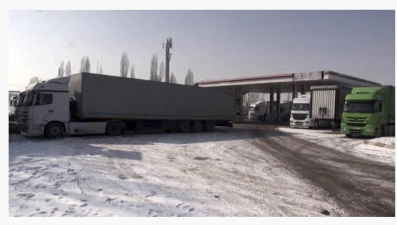Ağrı'da Dondurucu Soğuklar Hayatı Felç Etti