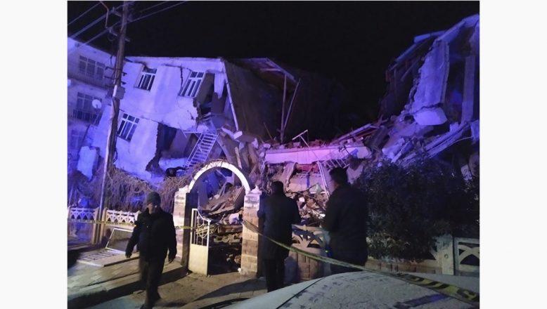 Elazığ ve Malatya'da Depremin Yarattığı Sonuçlar Belirmeye Başladı