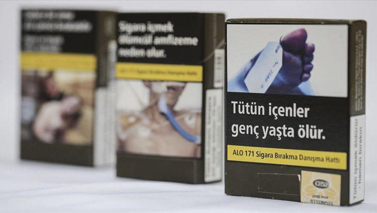 Eski sigara paketleri 'tarih oluyor'