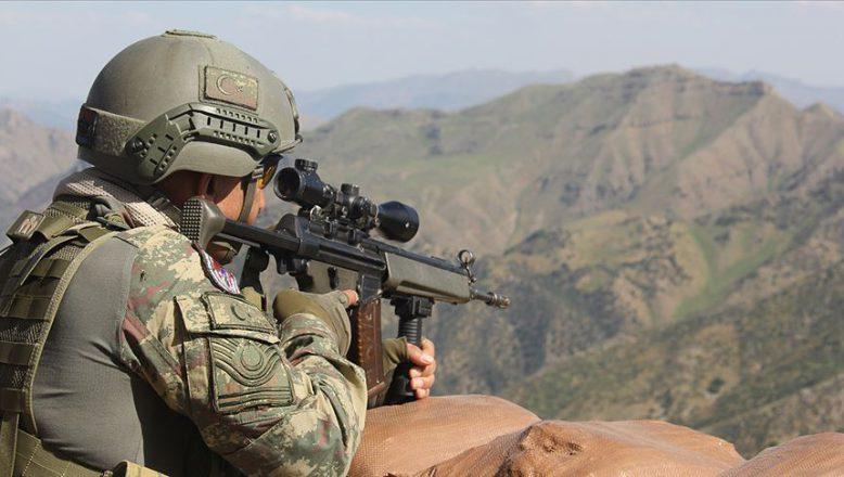 Tunceli'de etkisiz hale getirilen teröristlerin 1 askeri şehit ettiği belirlendi