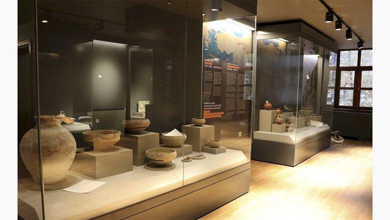Müzeye dönüştürülen askeri kışla büyük ilgi görüyor