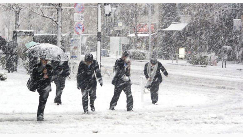 Doğu Anadolu'da hangi illerde kar yağışı bekleniyor?
