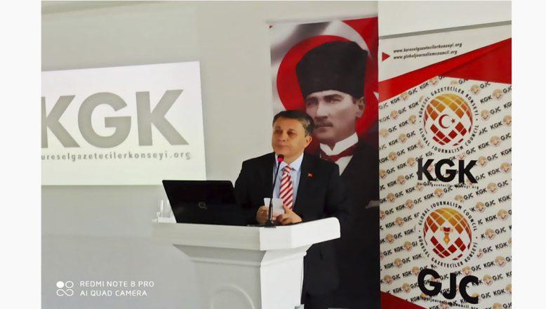 KGK Başkanı Dim: Niğde markalaşmak istiyorsa hikayesi olması lazım!