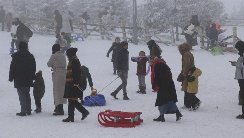 Ağrı ve ilçelerinde yarın ( 5 Şubat Çarşamba) kar tatili uygulanacak